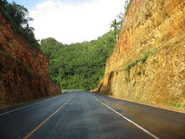 Carretera Santo Domingo – Samana